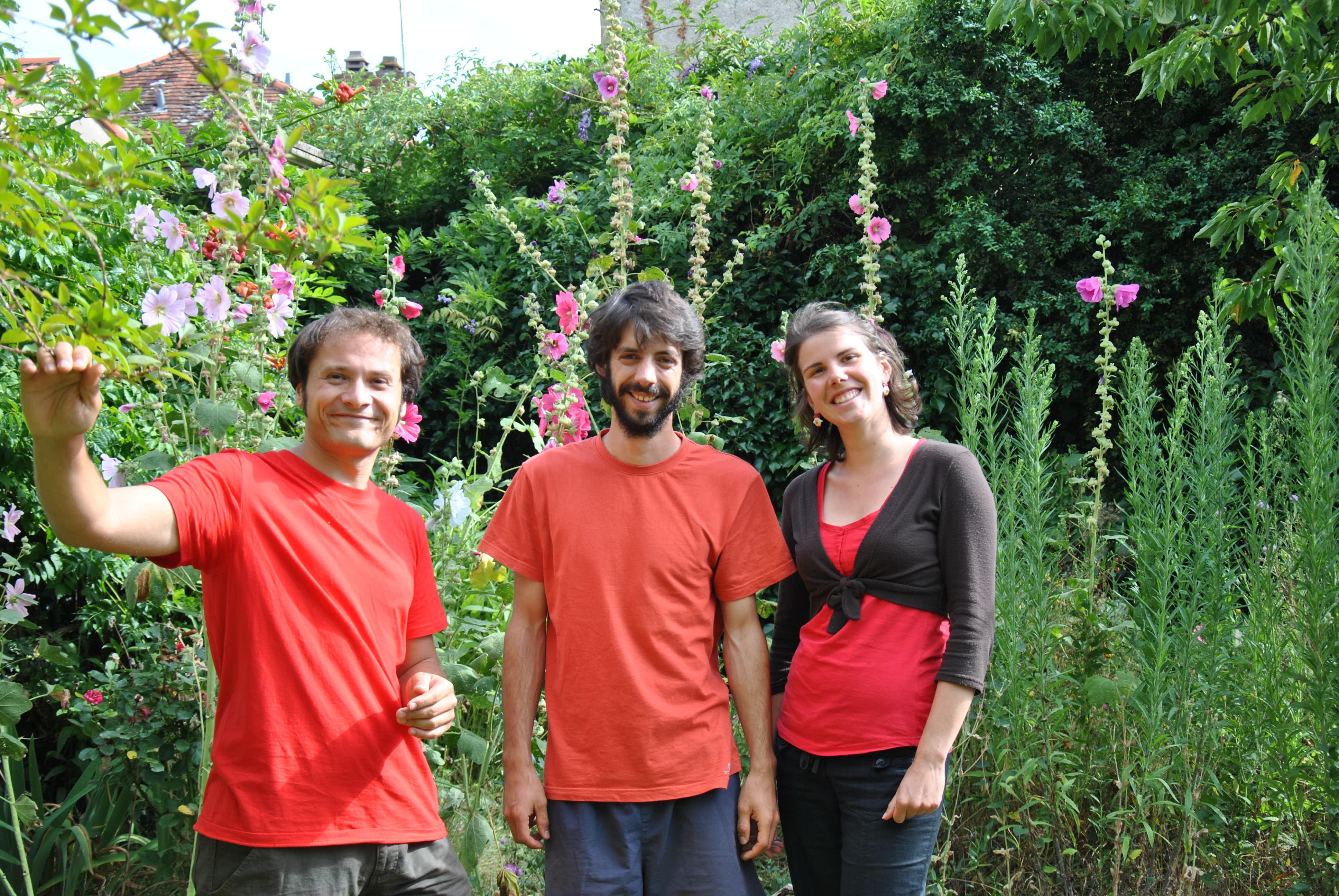Laur ats 2012 le jardin de j r me clair et sylvain for Le jardin de plaisance 87