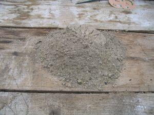 Les principaux amendements minéraux sont les suivants: chaux, gypse, cendres de bois
