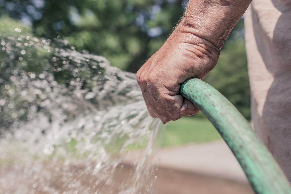 Arrosage économe en eau