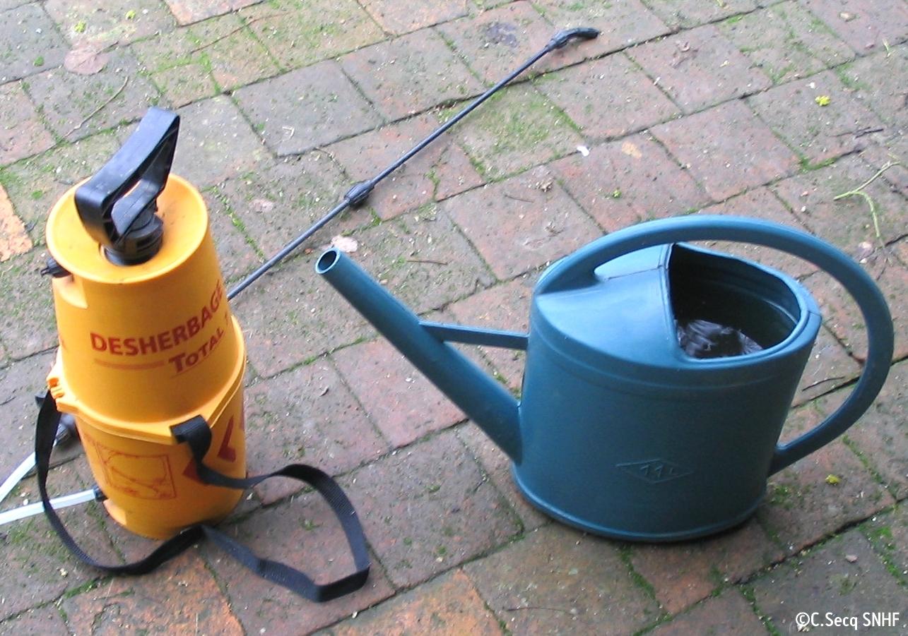 Les pollutions jardiner autrement - Quels outils pour jardiner ...