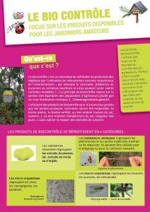 dossier biocontrole