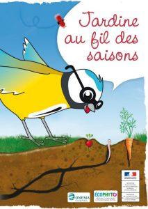 jardiner au fil des saisons