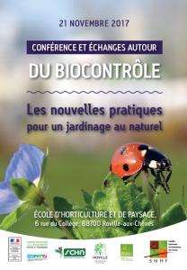 affiche biocontrole roville