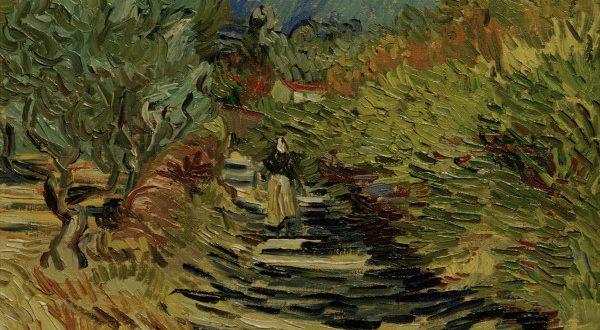 Vincent Van Gogh-haies