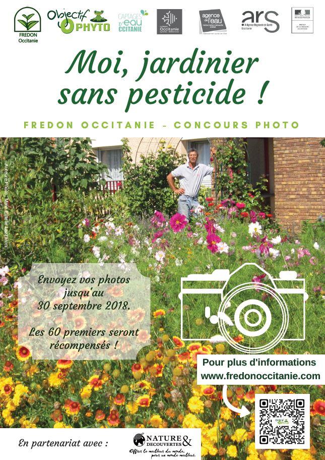 concours photographique, sans pesticides