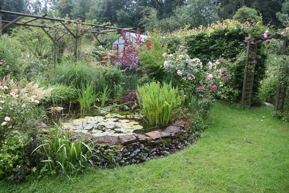 Jardin d\'ornement - Jardiner Autrement