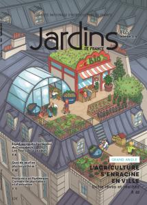 Revue Jardins de France