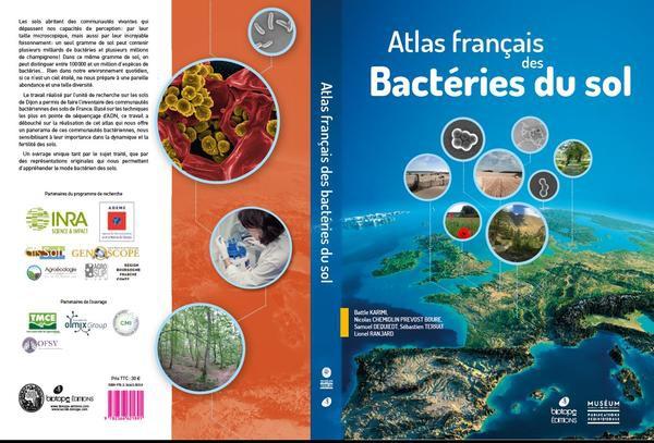 symposium dédié à l'Atlas français des bactéries du sol