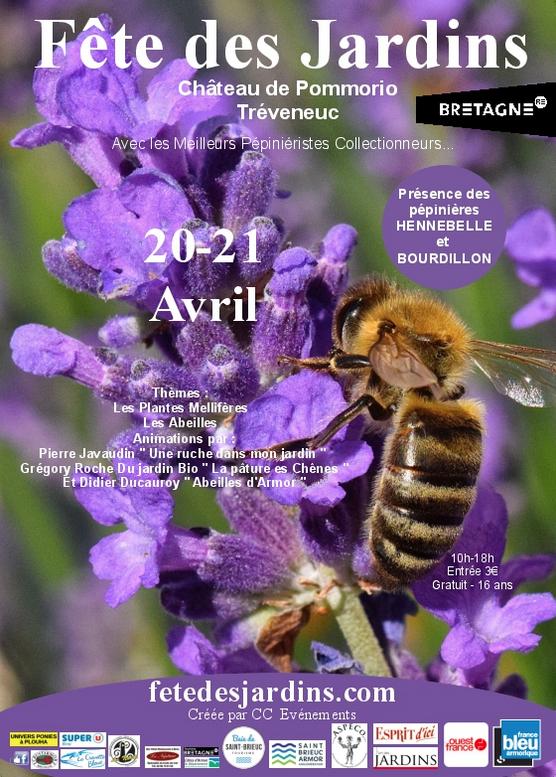 Fête des jardins-avril 2019