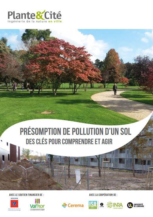 page de garde pollution des sols Plante & cité