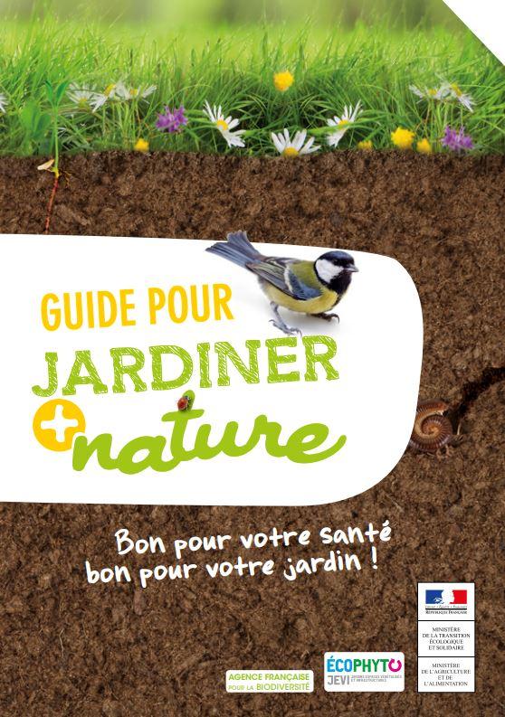 Jardiner plus nature