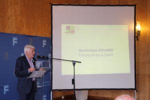 Cérémonie de remise des prix 2019: Dominique DOURARD