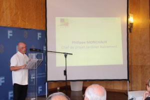 Cérémonie de remise des prix 2019: Philippe MONCHAUX
