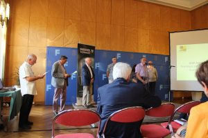 Cérémonie de remise des prix 2019: Jean Jacques TORRES