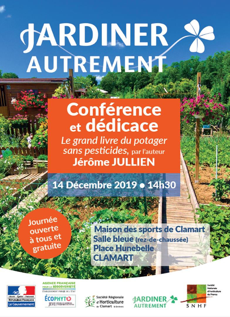 Conférence et dédicace Clamart